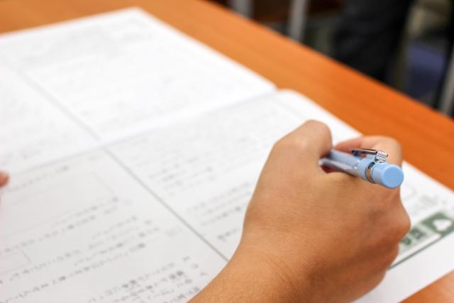 2か月ごとの学習定着度テストの実施(志望校判定も実施)