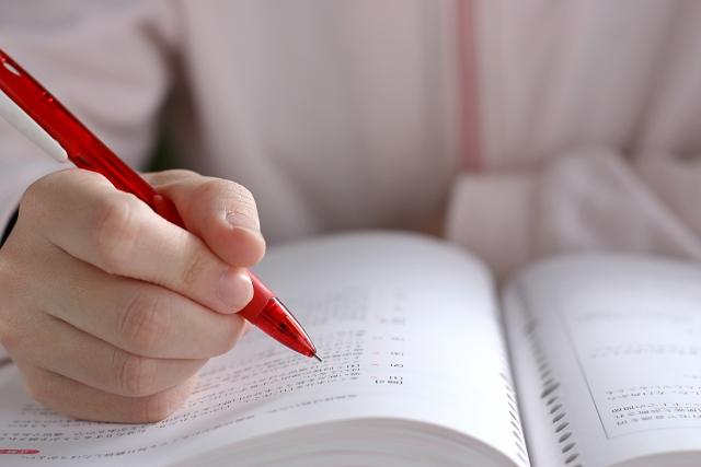 予習形式で定期テスト対策をしっかりと行います。